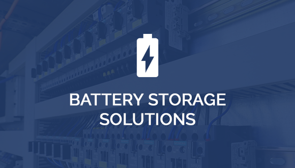 Battery Storage Solutions - Energy Efficiency Consultants
