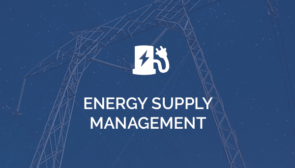 Sustainability Energy Supply Management Energy Efficiency Consultants